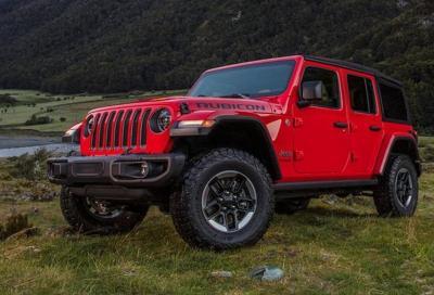 Jeep: a Ginevra i modelli ibridi