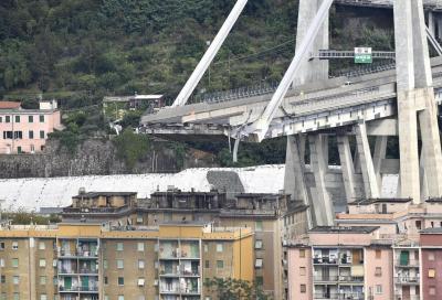 Ponte Morandi: finalmente partono i lavori di demolizione
