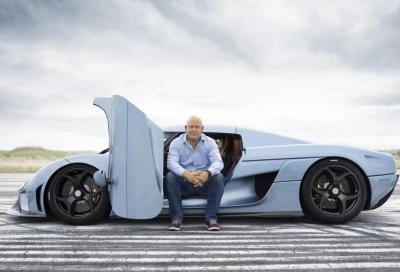 Koenigsegg: la prossima supercar avrà un motore Freevalve