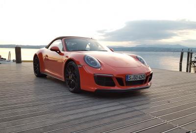 Porsche 911 (991): problemi su consumi ed emissioni dichiarati