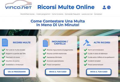 Multe: l'assistente per i ricorsi lo trovi online