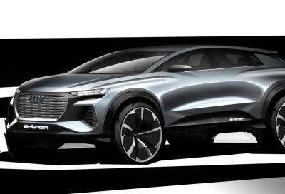 Audi Q4 e-tron concept: ecco come dovrebbe essere