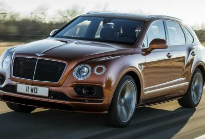 Bentley Bentayga Speed: è lei la più veloce di tutte