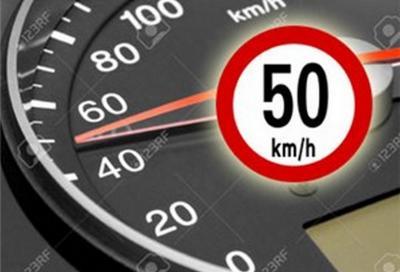 Multa per eccesso di velocità: scatta già dopo solo 1 km/h oltre il limite