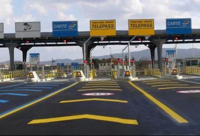 Pedaggio autostrade: minori aumenti con il nuovo sistema tariffario