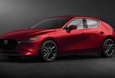 Nuova Mazda3: confermati i dettagli motoristici