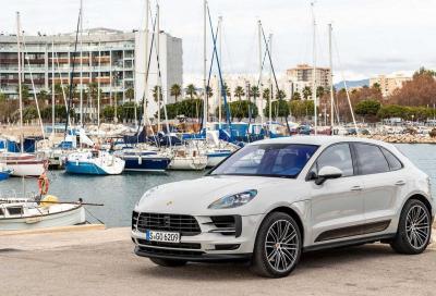 Porsche Macan: la nuova generazione sarà solo elettrica