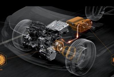 Nissan ePower: un elettrico un pò particolare