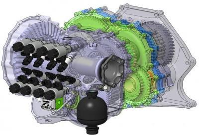 Koenigsegg: nuovo cambio automatico con 7 frizioni e 9 rapporti