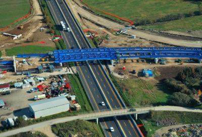 Autostrade: il valore dei cantieri bloccati ammonta a 6 miliardi di euro