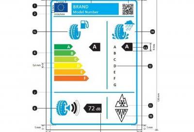 Pneumatici: in arrivo la nuova etichetta europea