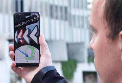Navigazione: Google Maps ora con incidenti, autovelox e realtà aumentata