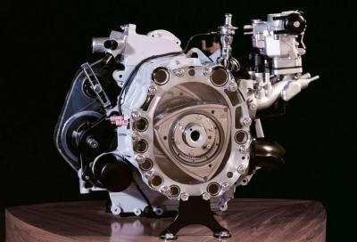 Motore Wankel? tornerà come range extender sulla Mazda MX30