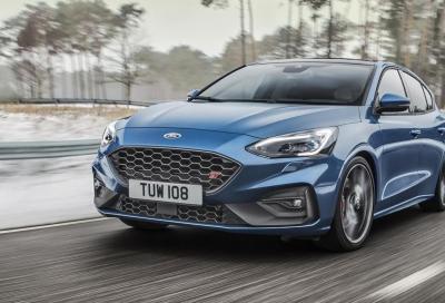 Ford Fiesta e Focus: in arrivo le mild-hybrid a 48 Volt