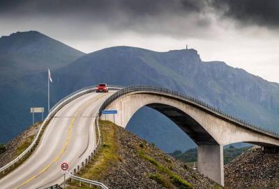 Norvegia: boom di auto elettriche