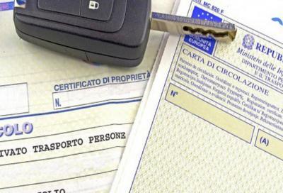 Documento unico di circolazione: il Mit da il via libera