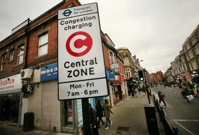 Londra: entrare in centro costerà di più