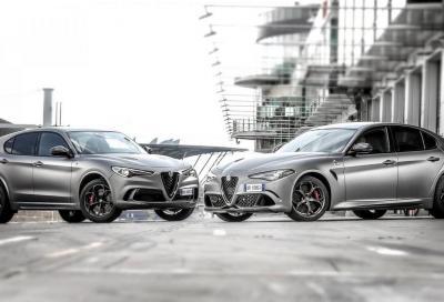 Alfa Romeo Giulia e Stelvio ibride? Presto in arrivo!