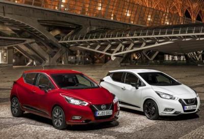 Nissan Micra: benvenuta versione a Gpl