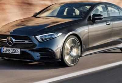 Mercedes-AMG: nel futuro solo varianti ibride o elettriche