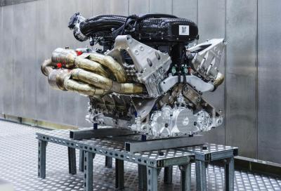 Per Aston Martin il V12 è cosa sacra