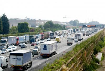 Emissioni di CO2: riduzione anche per i mezzi pesanti