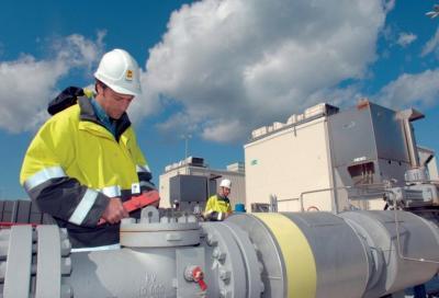 Snam: iniettato idrogeno nel metano per abbattere la CO2