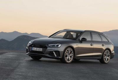 Audi A4 2019: il restyling profuma di tecnologia