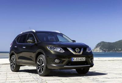 Nissan X-Trail: nuovi motori turbo sia benzina che diesel