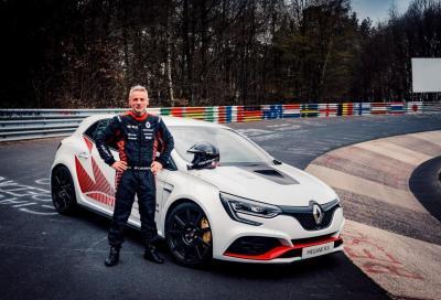 Renault Mégane RS Trophy-R: espugnato il Nürburgring Nordschleife