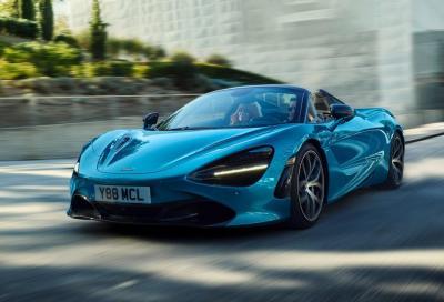 McLaren: in futuro arriverà l'ibrido per maggiori performance