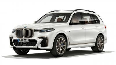 BMW X5 e X7 M50i: quelle con il V8 benzina
