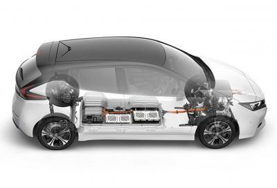 Nissan: muore prima la vettura del pacco batteria