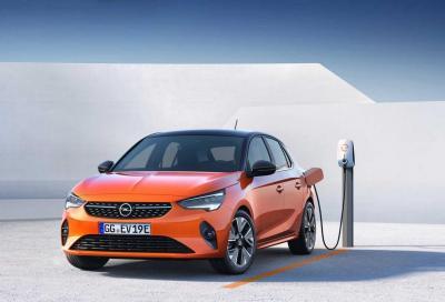 Nuova Opel Corsa: la sesta sarà anche elettrica