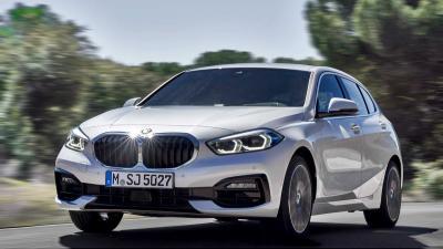 Nuova BMW Serie 1: si passa alla trazione anteriore