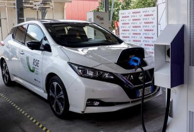 Nissan ed Enel X: al via la tecnologia V2G in Italia