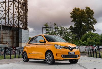 Nuova Renault Twingo: più scattante e connessa