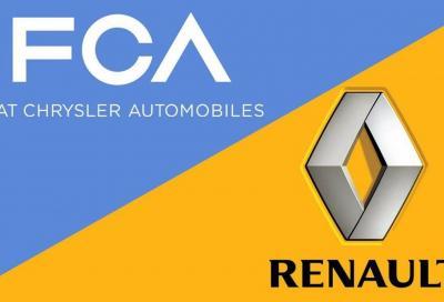 Fusione FCA – Renault: niente da fare per motivazioni politiche
