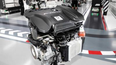 Mercedes-AMG M139: svelato il motore della futura A45 AMG da 421 CV!