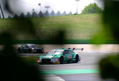DTM, Misano: Müller trionfa con Audi, Dovizioso in testacoda