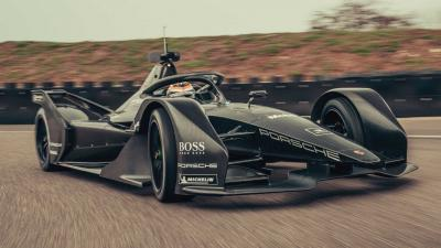 Porsche: la Formula E è sempre più vicina