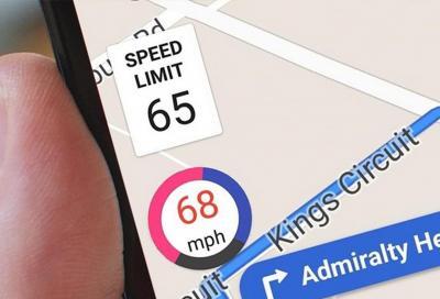Google Maps: dopo i velox arriva il tachimetro