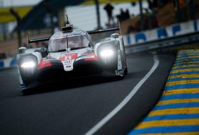 Le Mans: Toyota vince con Alonso, Buemi e Nakajima