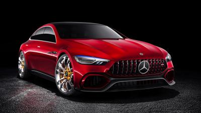 Mercedes-AMG GT73: ibrida plug-in da 800 CV