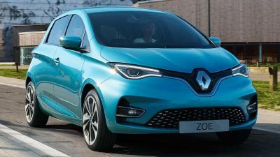 Nuova Renault Zoe: più potente e con più autonomia
