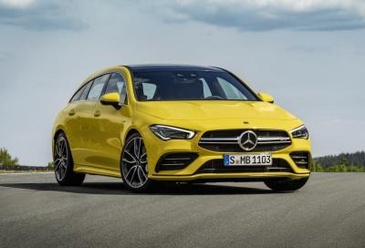 Mercedes CLA: allestimenti, motorizzazioni e prezzi