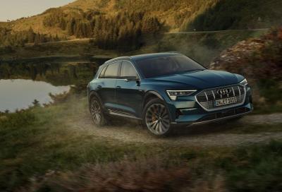 Audi e-tron: negli Usa primi richiami
