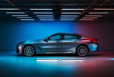 BMW: è arrivata la Serie 8 Gran Coupe