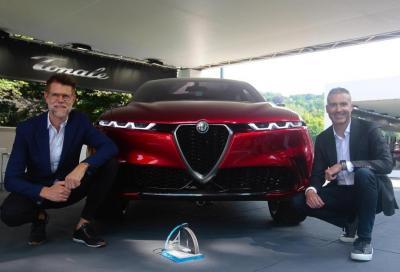 "Alfa Romeo Tonale vince il ""Car Design Award"" 2019"