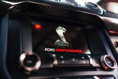 Shelby GT500, la Ford stradale più potente della storia
